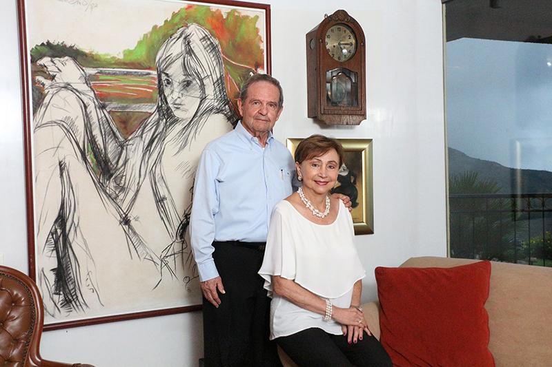 Alberto Alarcón & María Hortensia Gómez