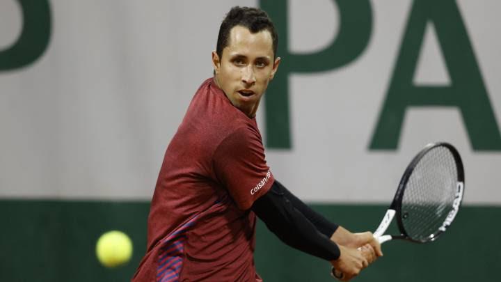 Histórico triunfo: Daniel Galán gana su primer partido en un Grand Slam