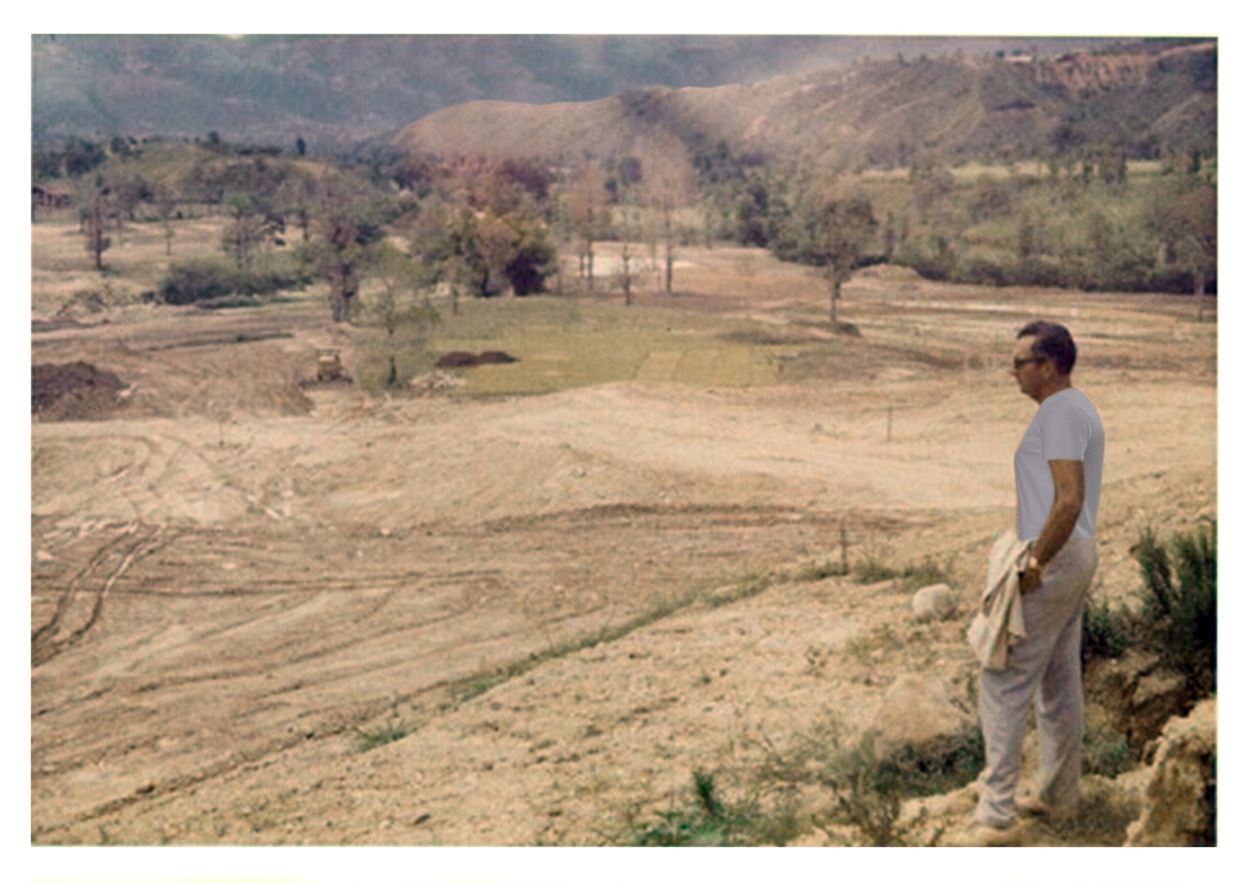 Mahannah & Sáenz Constructores del campo de golf del Club Campestre de Bucaramanga