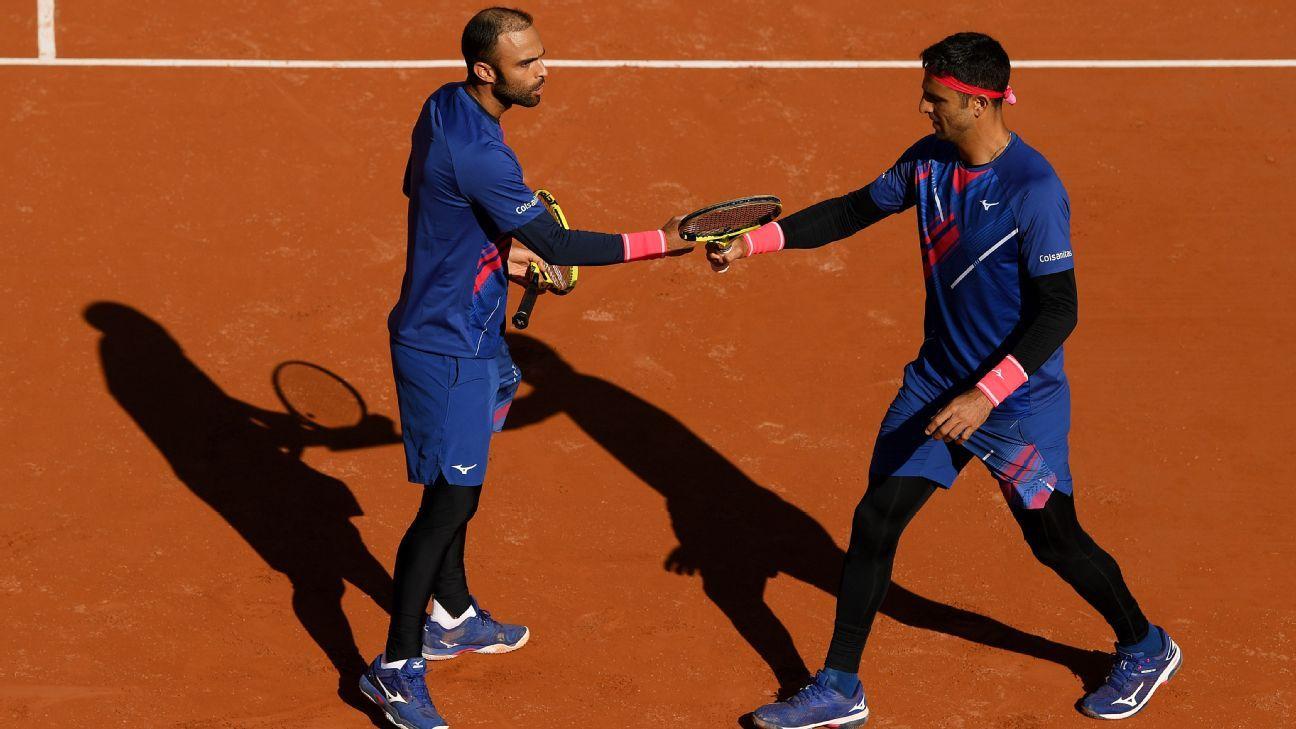 Juan Sebastián Cabal y Robert Farah alcanzan una nueva final en Barcelona