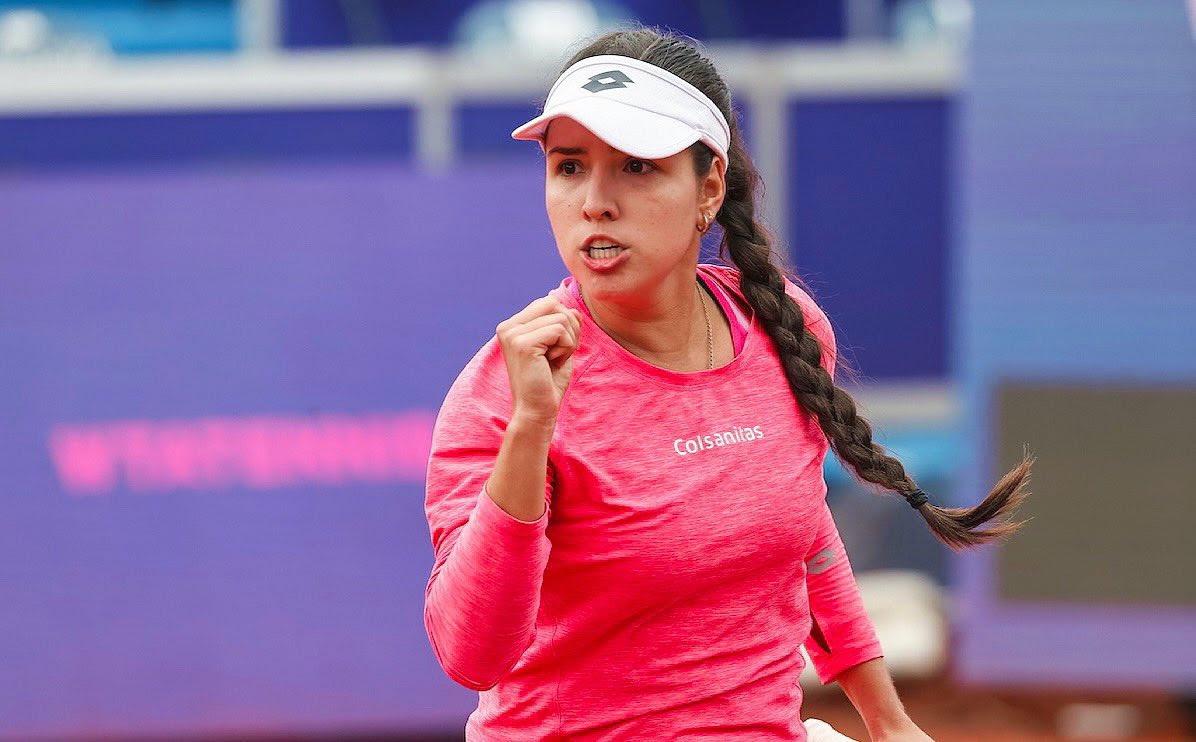Camila Osorio sigue creciendo: semifinales en Belgrado y asegura su ingreso al top 100