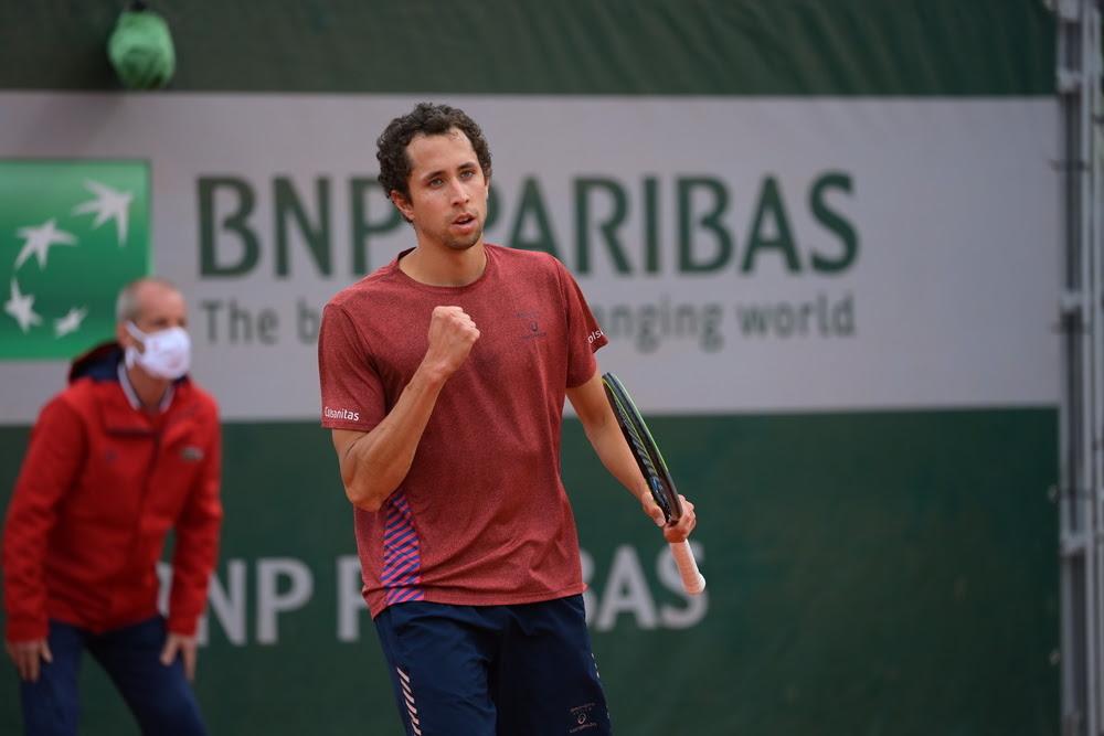 Daniel Galán se suma a Camila Osorio y también estará en cuadro principal de Roland Garros