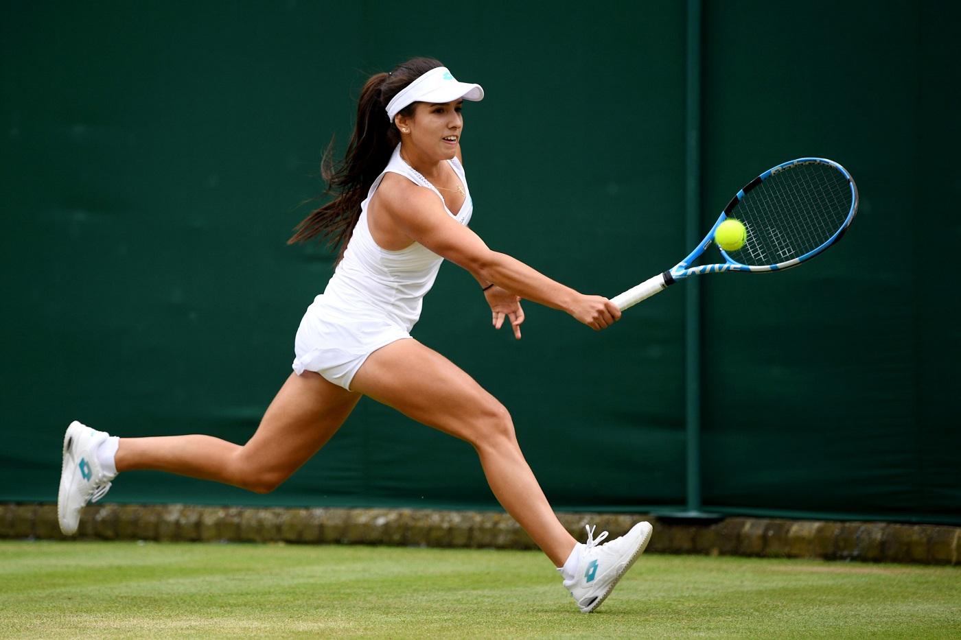 María Camila sigue sorprendiendo en Wimbledon