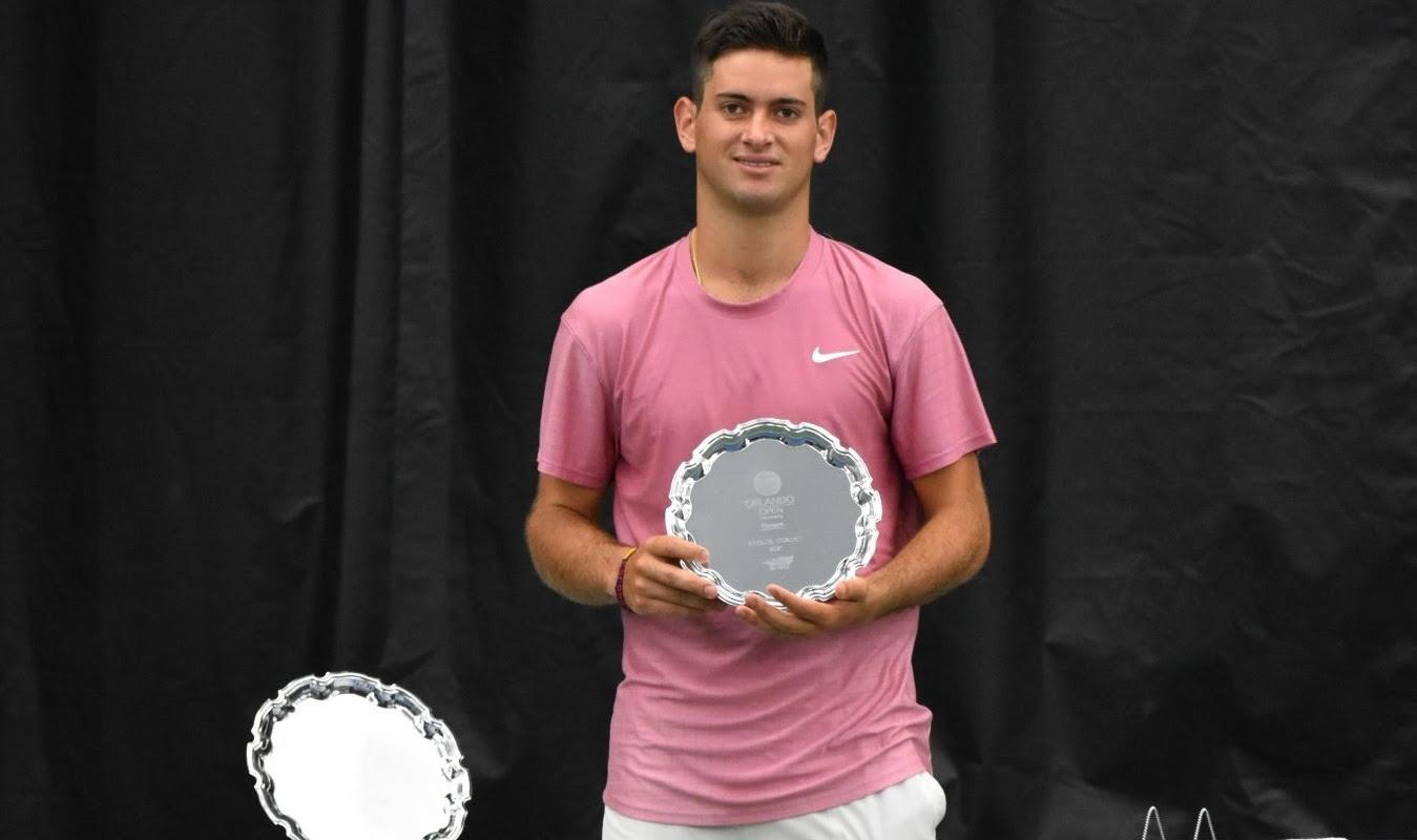 Gran semana de Nicolás Mejía en el Challenger de Orlando